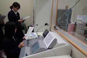 お昼の校内放送~よりわかりやすい日本語で~