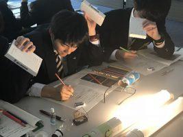 平成29年度第2回理数科企業見学会が行われました