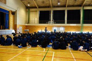 平成29年度 2学年進路講演会が行われました