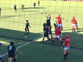 第18回関東高校新人大会ラグビーフットボール競技山梨県予選決勝