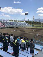 第70回春季関東地区高校野球山梨県大会2回戦
