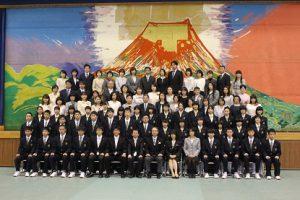 平成30年度入学式が行われました