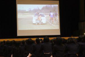 平成30年度交通安全教室が行われました