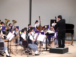 吉田高校吹奏楽部第48回定期演奏会へのご来場ありがとうございました