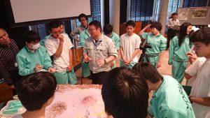 平成30年度第2学年「富士山学」校外学習が行われました
