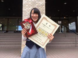 祝 第65回NHK杯全国高校放送コンテスト4部門出場決定 放送部