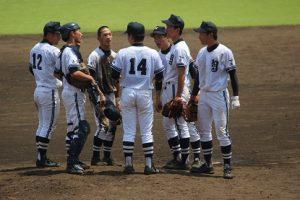第100回全国高等学校野球選手権記念山梨大会 3回戦の応援ありがとうございました