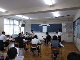 祝 優勝 第3回山梨県高校生英語ディベート大会 ESS部