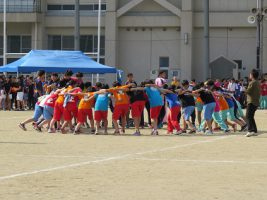 平成30年度体育祭 部対抗リレー本気編