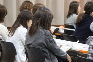 第1学年授業公開 普通科進路説明会が開催されました
