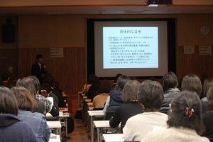 第2学年授業公開・保護者説明会が開催されました