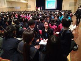 第13回全国高校生英語ディベート大会出場(ESS部)