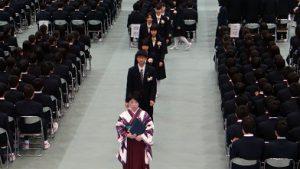 平成30年度 第69回 卒業証書授与式を行いました