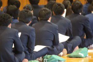 平成30年度2学年最終合同LHR(この瞬間から!この場所から!)