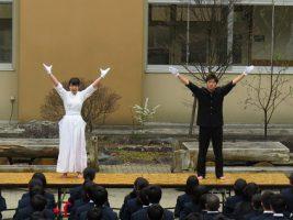 平成31年度応援練習最終日