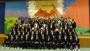 平成31年度入学式が行われました