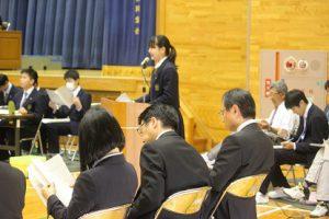 平成31年度前期生徒総会が行われました