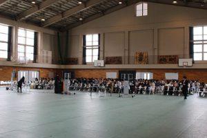 平成31年度吉田高校PTA学年総会・PTA総会・保護者進路講演会が行われました
