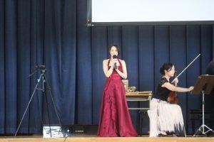 平成31年度芸術鑑賞会が行われました