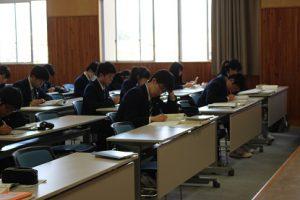 理数科GW登校学習会が始まりました