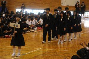 令和元年度関東大会壮行会が行われました