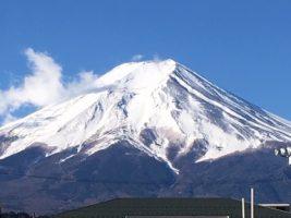 令和元年 富士山の農鳥
