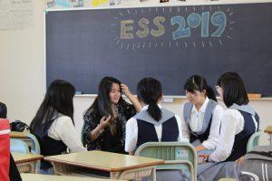 アメリカ合衆国コロラド・スプリング市から高校生が来校しました