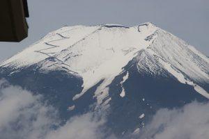 吉高から見える富士山の今