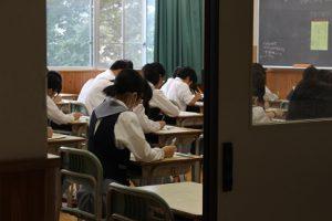 令和元年度 前期第2回試験が始まりました