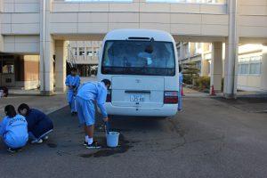 令和元年度1学年環境美化活動が行われました