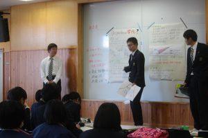 令和元年度 第2学年総合的な学習の時間「富士山学」全体発表の代表班が決定しました