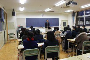 令和元年度ハワイ短期海外研修 第2回保護者・生徒オリエンテーションが行われました