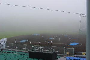 夏季県高校野球大会、山梨県高校夏季体育大会が始まりました