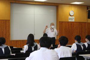 令和2年度 3学年看護系希望者受験対策講座が行われました